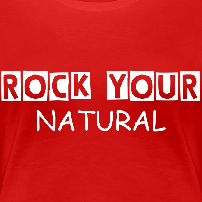 Rock Your Natural-Plus Size