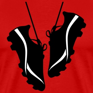 Soccer shoes T-Shirts - Men's Premium T-Shirt