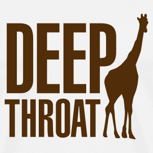 Deep throat T-Shirts - Men's Premium T-Shirt