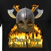 It Takes a Viking to Raze a Village I - Men's Premium T-Shirt