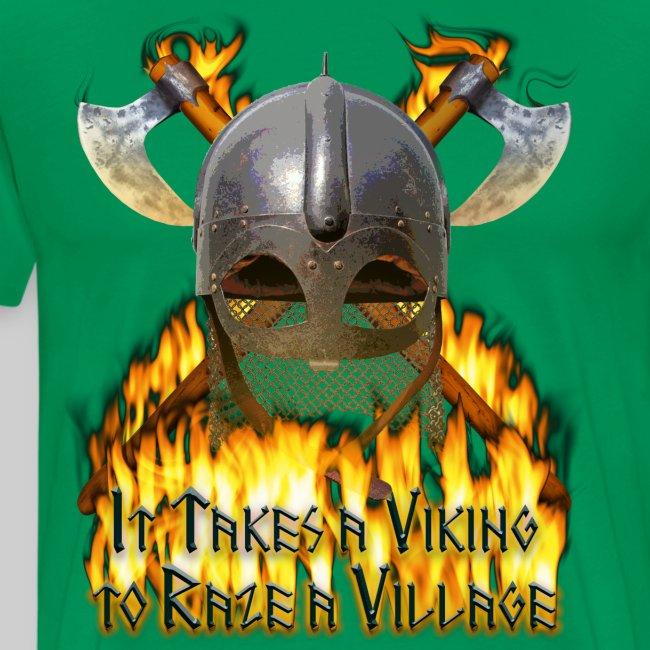 It Takes a Viking to Raze a Village IV