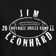 Design ~ 2011 Jim Leonhard Football Skills Camp