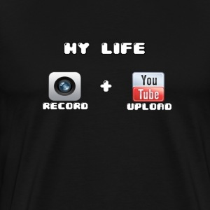 The Youtube Life T-Shirts - Men's Premium T-Shirt