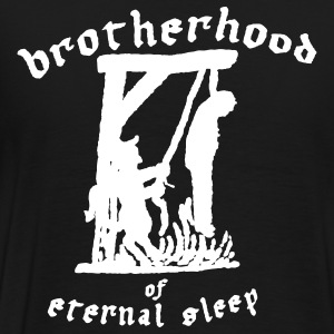 Down NOLA Brotherhood Of Eternal Sleep (B.R.O.E.S.)  - Men's Premium T-Shirt