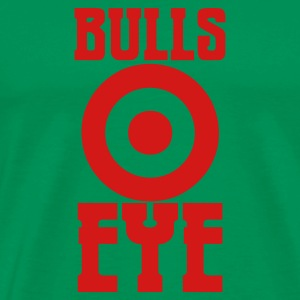 bulls eye T-Shirts - Men's Premium T-Shirt