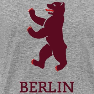 Baer of Berlin / Berliner Baer T-Shirts - Men's Premium T-Shirt
