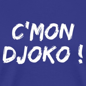 Come on Djoko ! T-Shirts - Men's Premium T-Shirt