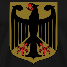 Imperial Eagle of Germany / Deutscher Reichsadler T-Shirts