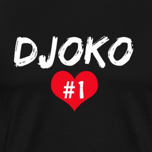 Djoko number 1 T-Shirts - Men's Premium T-Shirt
