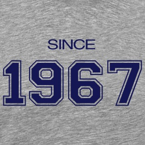 Birthday gift  1967 T-Shirts - Men's Premium T-Shirt