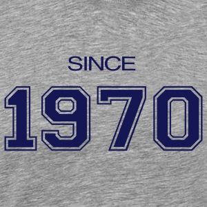 Birthday gift  1970 T-Shirts - Men's Premium T-Shirt