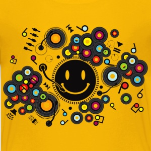 Funny_Record - Kids' Premium T-Shirt