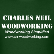 Design ~ Men's S-XXL - Charles Neil Woodworking Sneakin' Tee