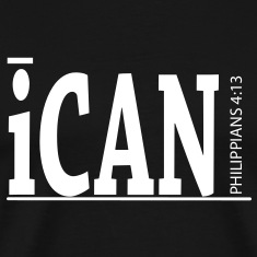 iCan Heavyweight Tee