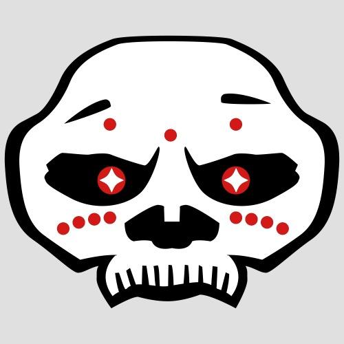 Voodoo Mask (3 Color)