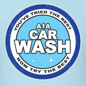 Vintage A1A Car Wash - Men's T-Shirt