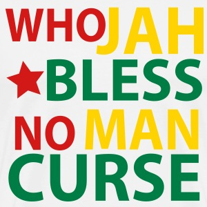 whojahbless T-Shirts - Men's Premium T-Shirt