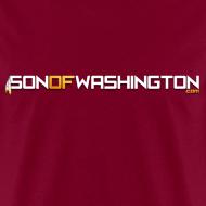 Design ~ Son of Washington Tee (Burgundy)