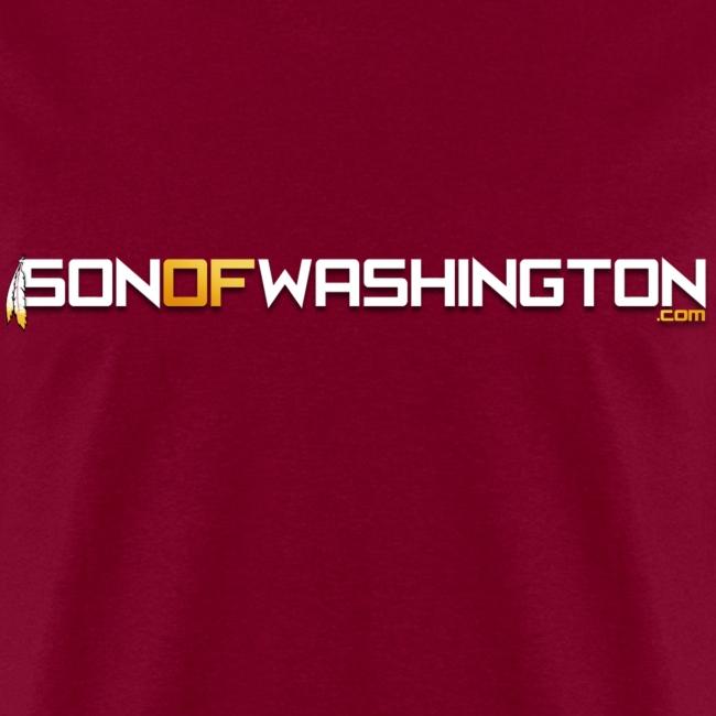 Son of Washington Tee (Burgundy)