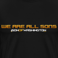 Design ~ We Are All Sons Tee