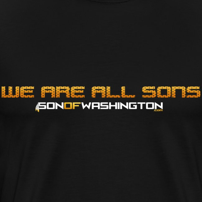 We Are All Sons Tee