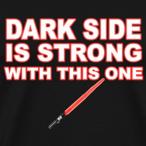dark side - Men's Premium T-Shirt