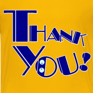 Thank you! Children's T-Shirt - Kids' Premium T-Shirt