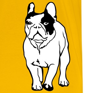 Bulldog French T-Shirts - Men's Premium T-Shirt