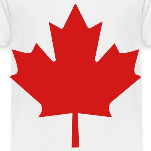 Maple Leaf Toddler Shirts - Toddler Premium T-Shirt