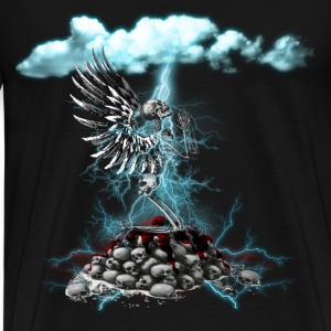 The Fallen Dark Side T-Shirts - Men's Premium T-Shirt