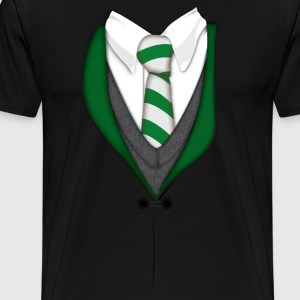 Slytherin Uniform - Men's Premium T-Shirt