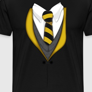 Hufflepuff Uniform - Men's Premium T-Shirt