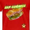 Big Ham Sandwich - Men's Premium T-Shirt
