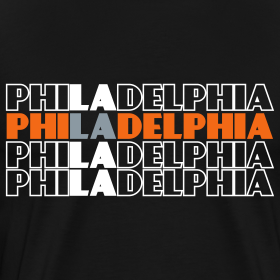 Design ~ Philly West - Men's Heavyweight