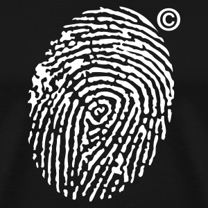 © Fingerprint T-Shirts - Men's Premium T-Shirt