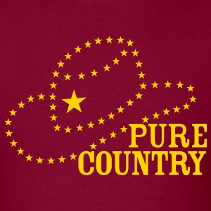 PURE COUNTRY, HAT - Men's T-Shirt