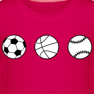 Baby Sports Fan Kids' Shirts - Kids' Premium T-Shirt