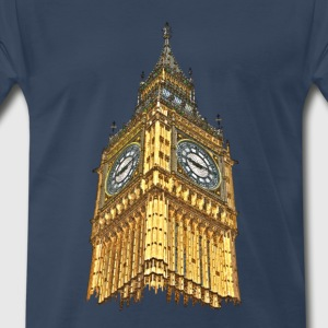 big ben T-Shirts - Men's Premium T-Shirt
