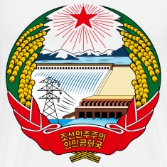 Crest North Korea (dd)++ T-Shirts