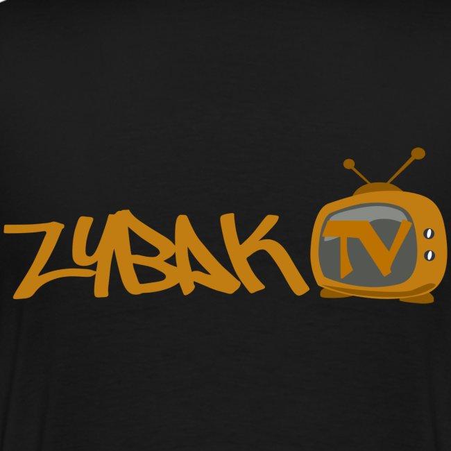 ZybakTV Cat Logo + Back Banner