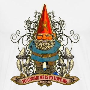 THE LOVE GNOME - Men's Premium T-Shirt