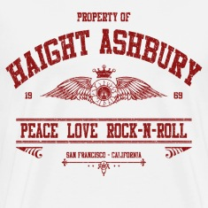 PROPERTY OF HAIGHT ASHBURY