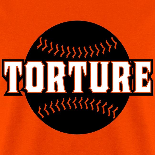 Giants Torture - T-Shirt - Orange