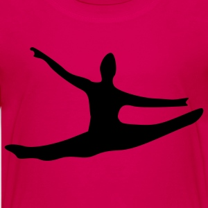 dancer3 Kids' Shirts - Kids' Premium T-Shirt