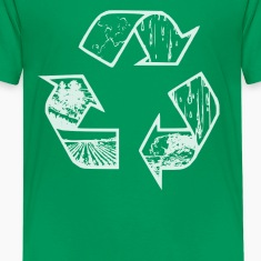 Green Recycling shirt
