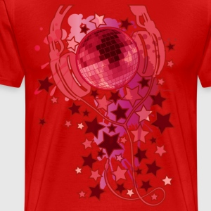 Disco_Ball - Men's Premium T-Shirt