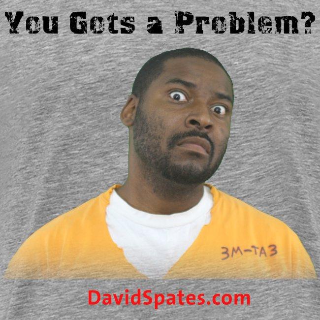 Problem - Porn talk Men's Heavyweight T-Shirt