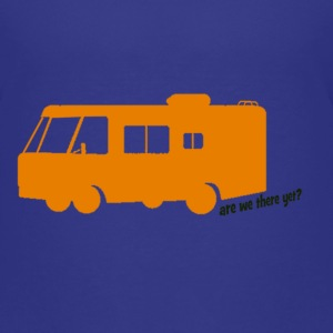 are we there yet? - Kids' Premium T-Shirt