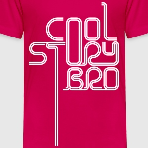 Cool Story Bro - Toddler Premium T-Shirt