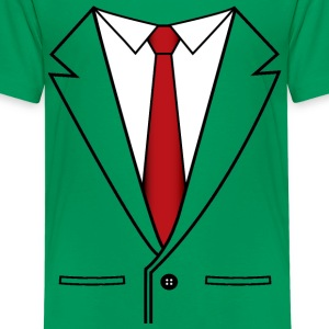A Business Suit - Kids' Premium T-Shirt